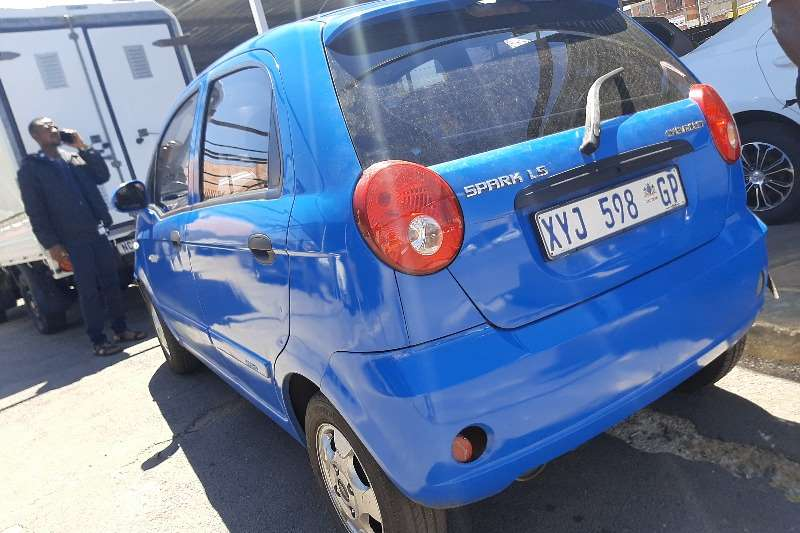 Used 2007 Chevrolet Spark 1.0 LS
