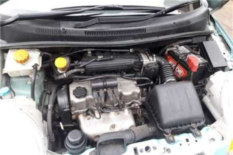 Chevrolet Spark 1.0 LS 2012