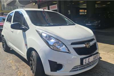 Used 2011 Chevrolet Spark 1.2