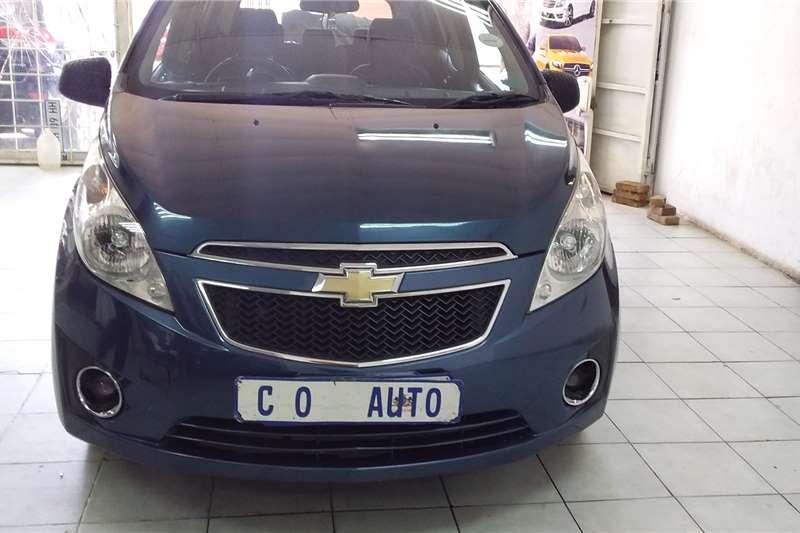 Chevrolet Spark 1.2 2012