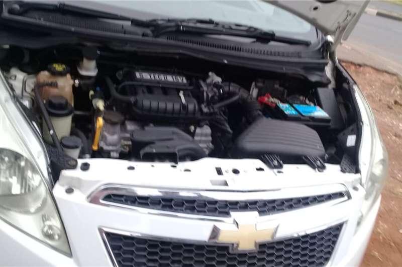 Used 2012 Chevrolet Spark 1.2