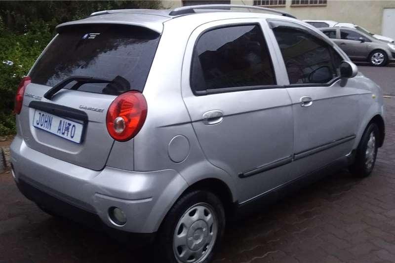 Used 2013 Chevrolet Spark 1.2