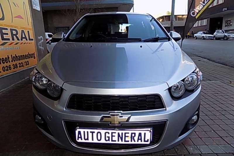 Chevrolet Spark 1.2 2014