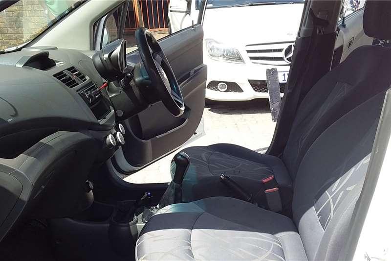 Used 2014 Chevrolet Spark 1.2