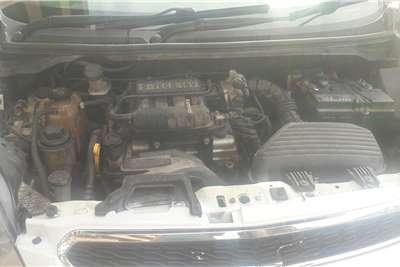 Used 2015 Chevrolet Spark 1.2