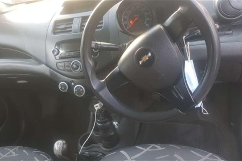 Used 2017 Chevrolet Spark 1.2