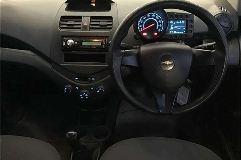 Chevrolet Spark 1.2 Campus 2012