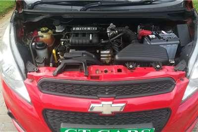 Chevrolet Spark 1.2 Campus 2015