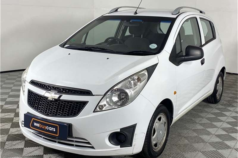 2011 Chevrolet Spark Spark 1.2 L