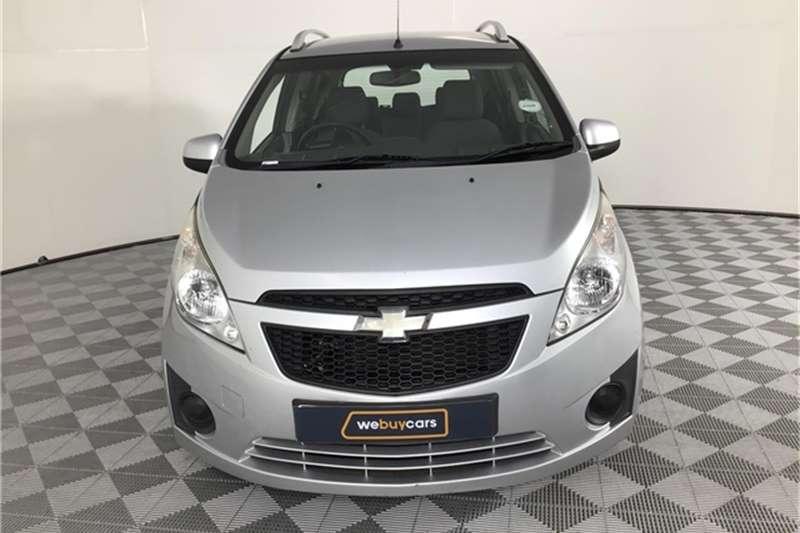 Chevrolet Spark 1.2 L 2012