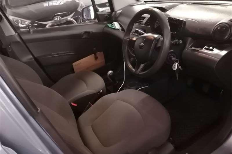 2012 Chevrolet Spark Spark 1.2 L