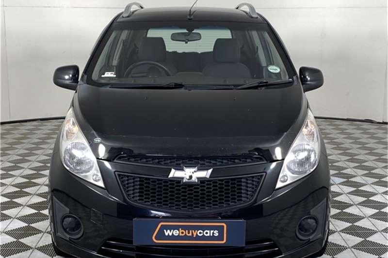 Used 2012 Chevrolet Spark 1.2 L