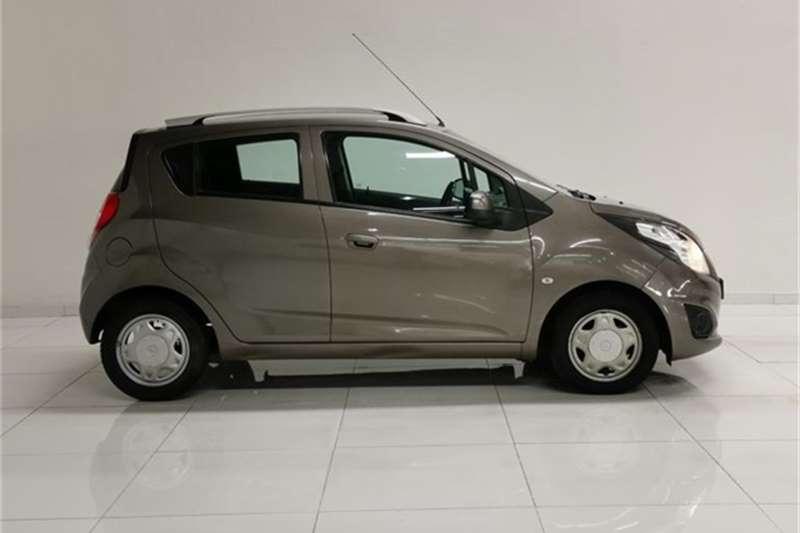 Used 2013 Chevrolet Spark 1.2 L