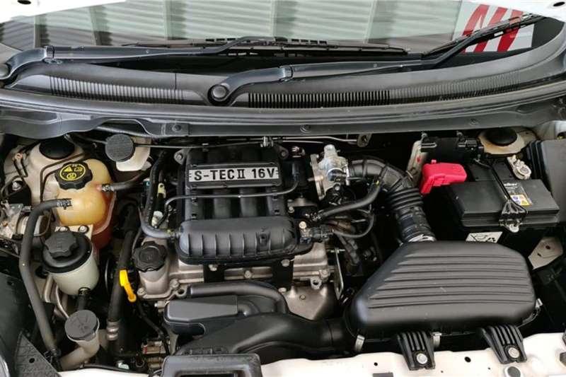 Used 2016 Chevrolet Spark 1.2 L