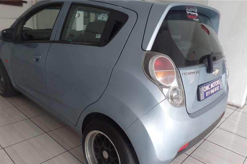 2010 Chevrolet Spark Spark 1.2 LS