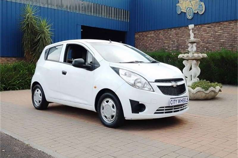 Used 2010 Chevrolet Spark 1.2 LS