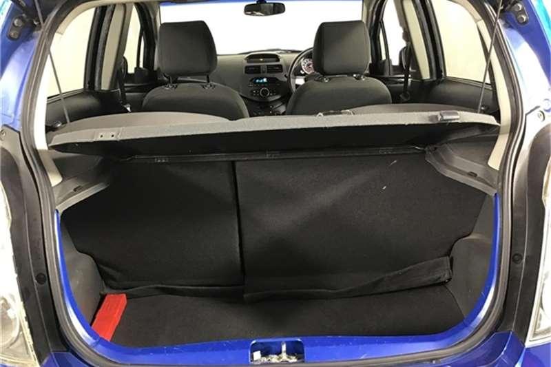 Chevrolet Spark 1.2 LS 2011