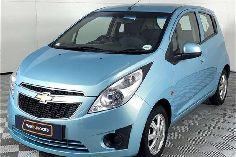 2011 Chevrolet Spark Spark 1.2 LS