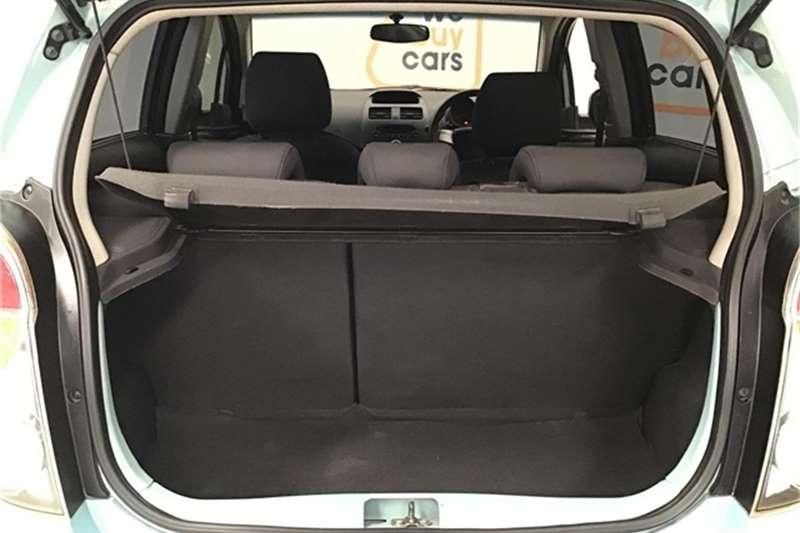 Chevrolet Spark 1.2 LS 2012