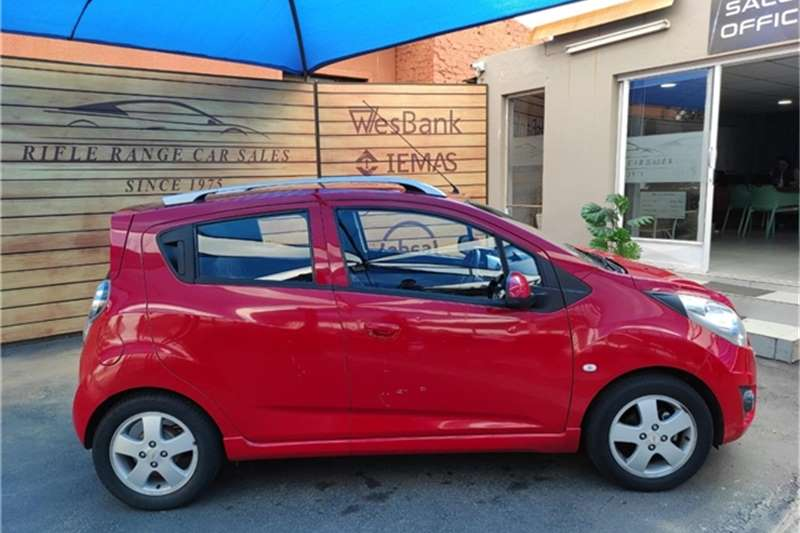 Used 2012 Chevrolet Spark 1.2 LS