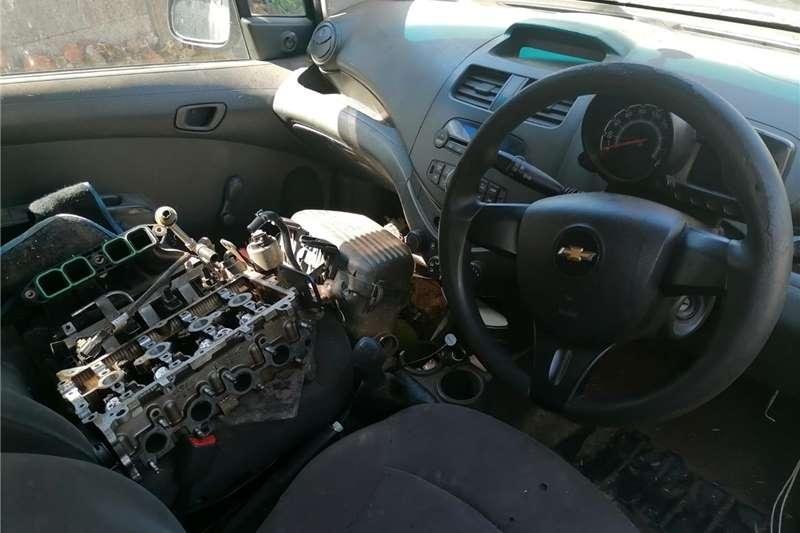 Used 2012 Chevrolet Spark