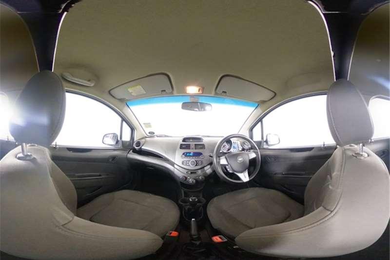 2012 Chevrolet Spark Spark 1.2 LS
