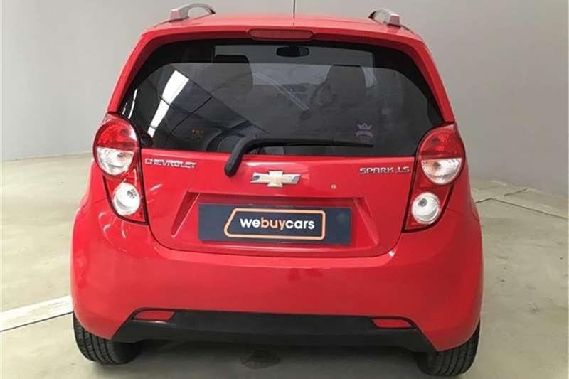 Chevrolet Spark 1.2 LS 2013