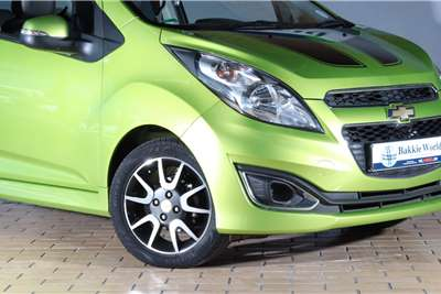 2013 Chevrolet Spark Spark 1.2 LS