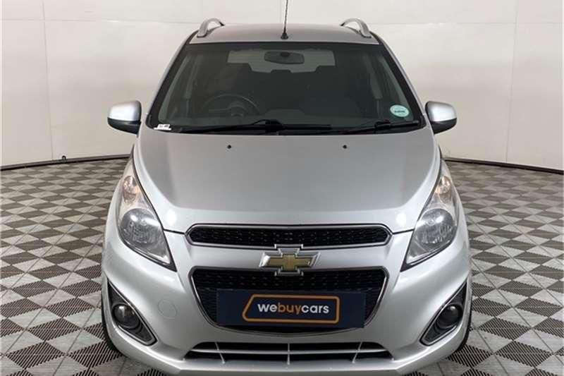 2014 Chevrolet Spark Spark 1.2 LS