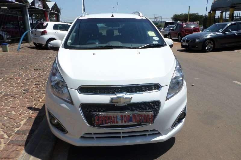 Chevrolet Spark 1.2 LS 2015