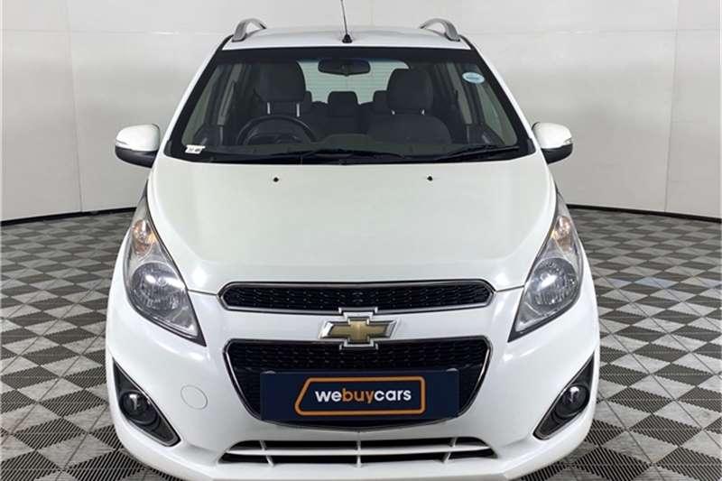 2015 Chevrolet Spark Spark 1.2 LS