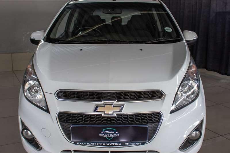 Chevrolet Spark 1.2 LS 2016
