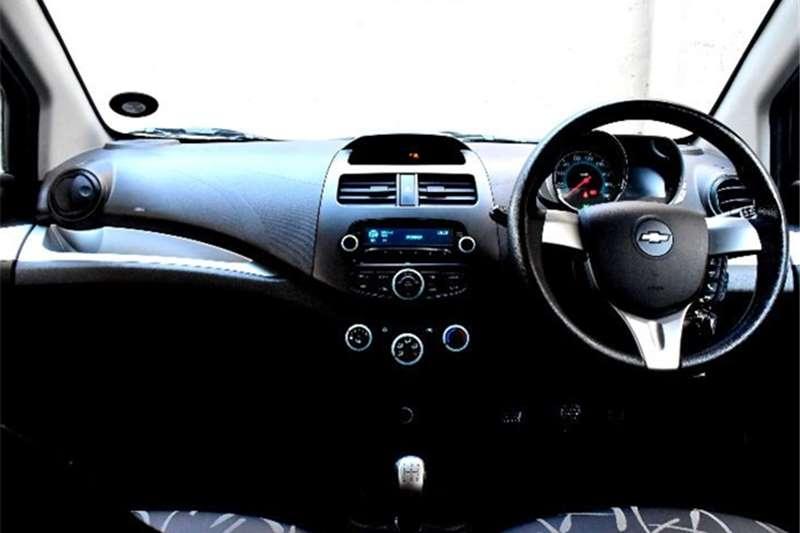 2016 Chevrolet Spark Spark 1.2 LS