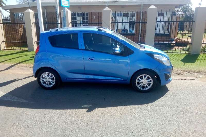 Used 2017 Chevrolet Spark 1.2 LS