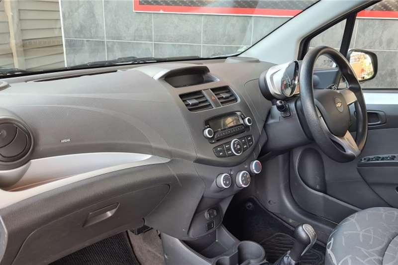 Chevrolet Spark 1.2 LS 2017
