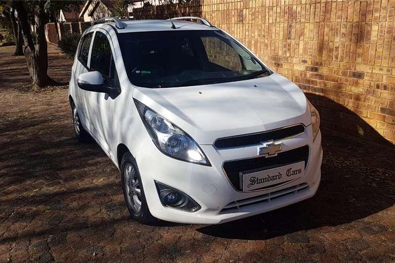 Used 2017 Chevrolet Spark