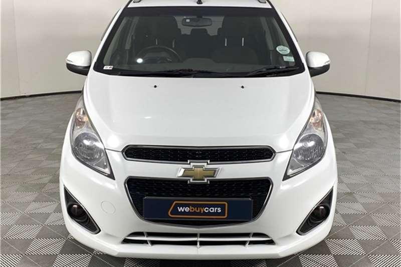 2017 Chevrolet Spark Spark 1.2 LS
