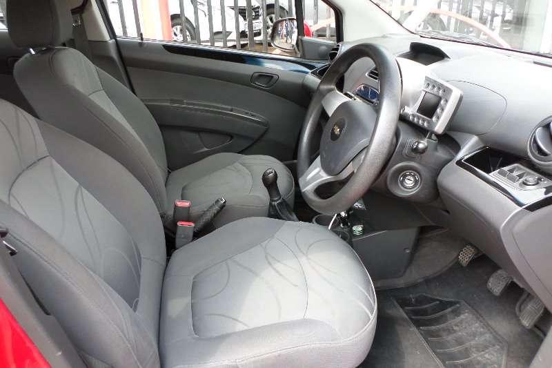 Chevrolet Spark 1.2 LS Sport 2012