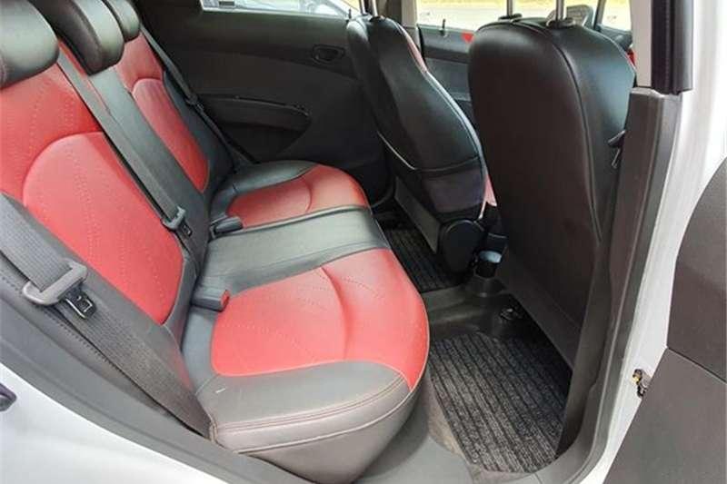 Chevrolet Spark 1.2 LT 2013