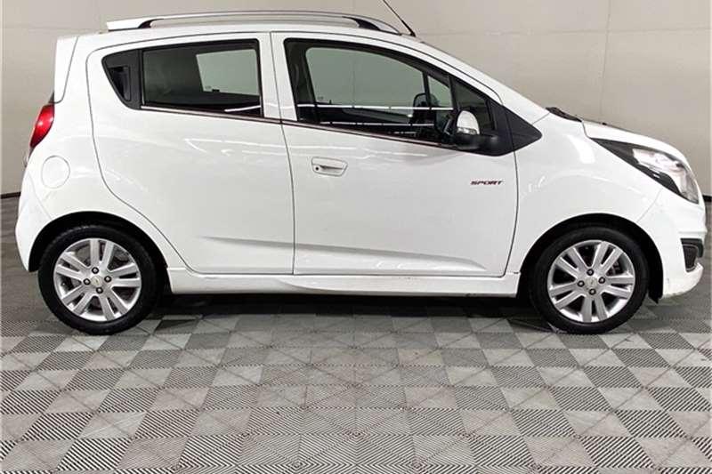 Used 2013 Chevrolet Spark 1.2 LT