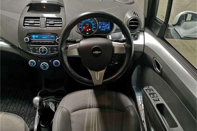 Chevrolet Spark 1.2 LT 2016