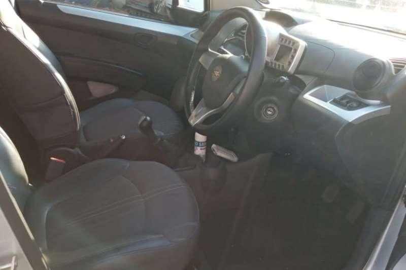 Used 2013 Chevrolet Spark 1.2 LT Sport