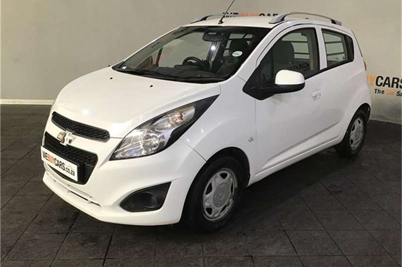 Chevrolet Spark 1.2 Pronto panel van 2013