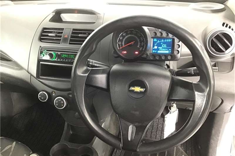 Chevrolet Spark 1.2 Pronto panel van 2014