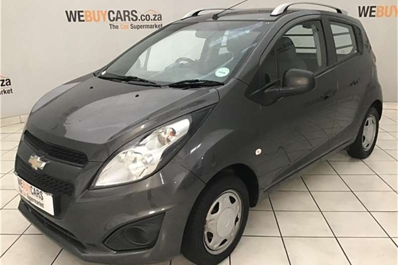 Chevrolet Spark 1.2 Pronto panel van 2015