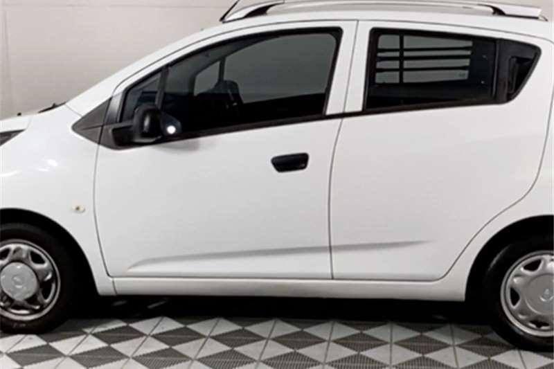 2015 Chevrolet Spark Spark 1.2 Pronto panel van
