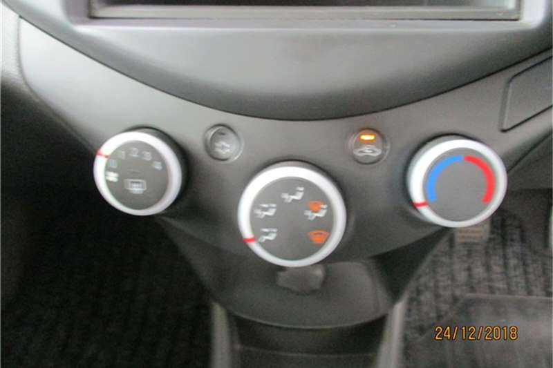 Chevrolet Spark 1.2 Pronto panel van 2016