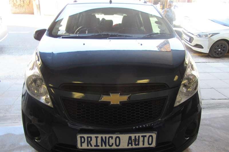 Chevrolet Spark 1.6 2012