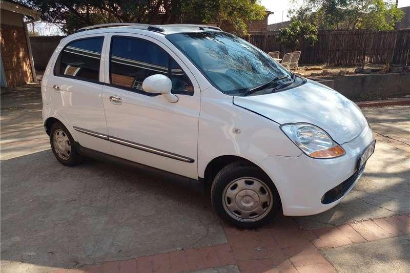 Used 2010 Chevrolet Spark
