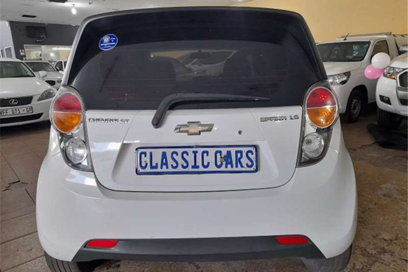 Used 2011 Chevrolet Spark